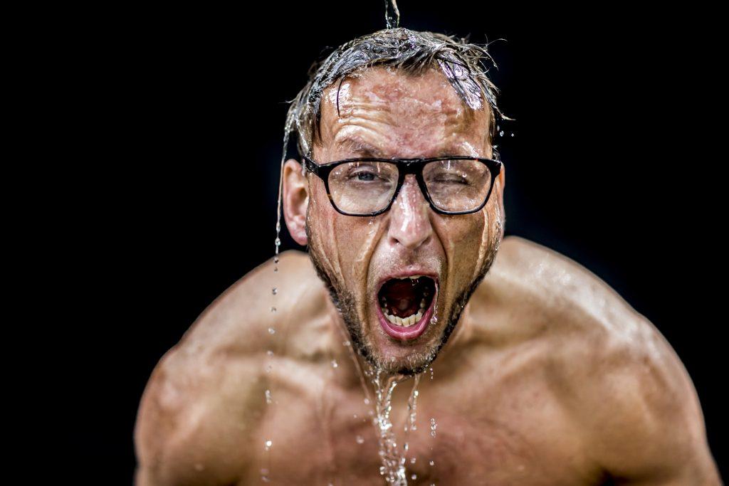 21082017 © Thierry Schut Fotografiedelft, Pieter Jouke, portet, water, portrait